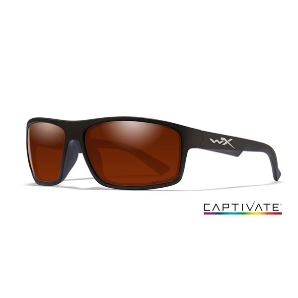 PEAK Captivate Polarized - Copper/Matte Black