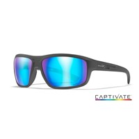 CONTEND Captivate Polarized - Blue Mirror - Smoke Grey/Matte Graphite
